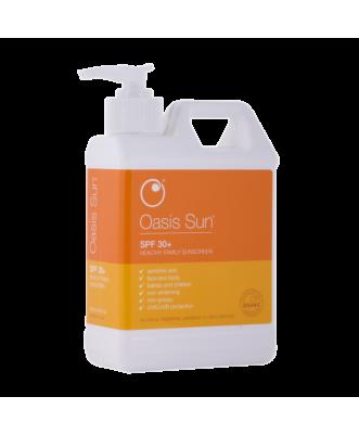 Oasis SPF30+ Sunscreen 500ml Pump