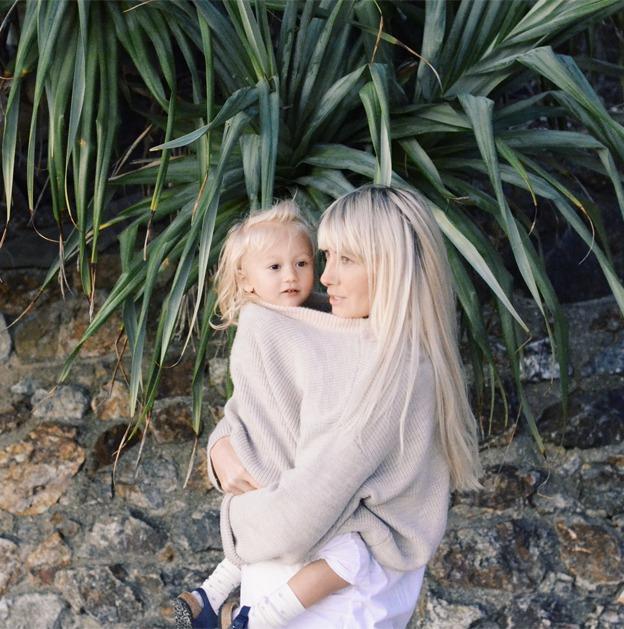 motherhood: lena catterick