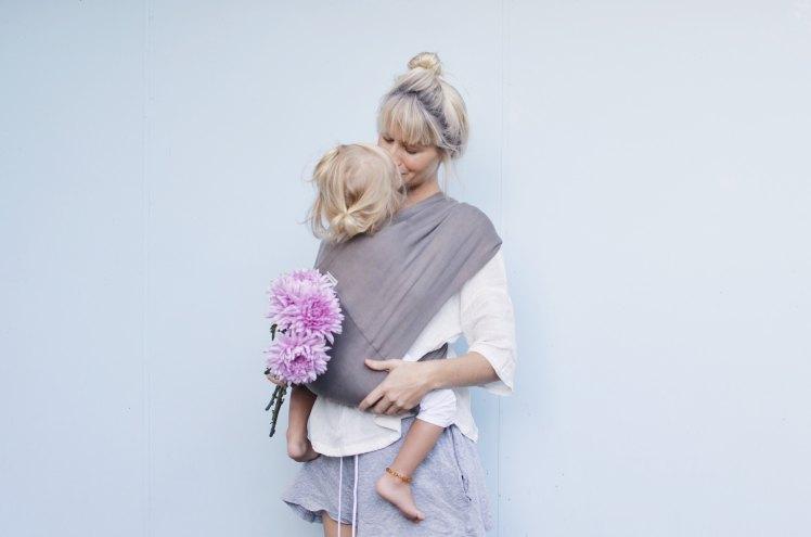 lena catterick: babywearing