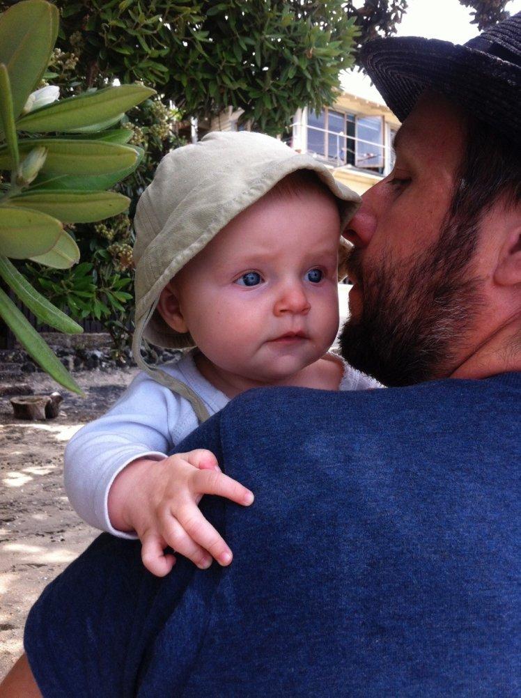 fatherhood: jarrod wright