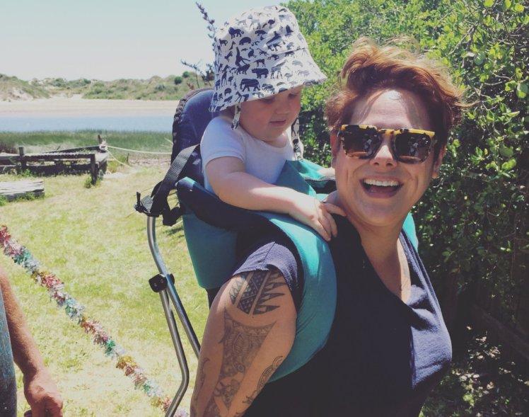 motherhood: anika moa