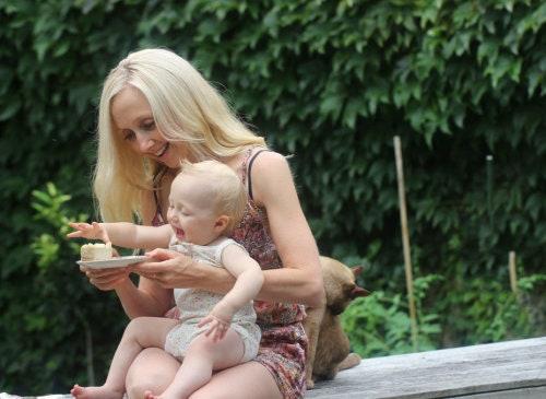 motherhood: buffy ellen