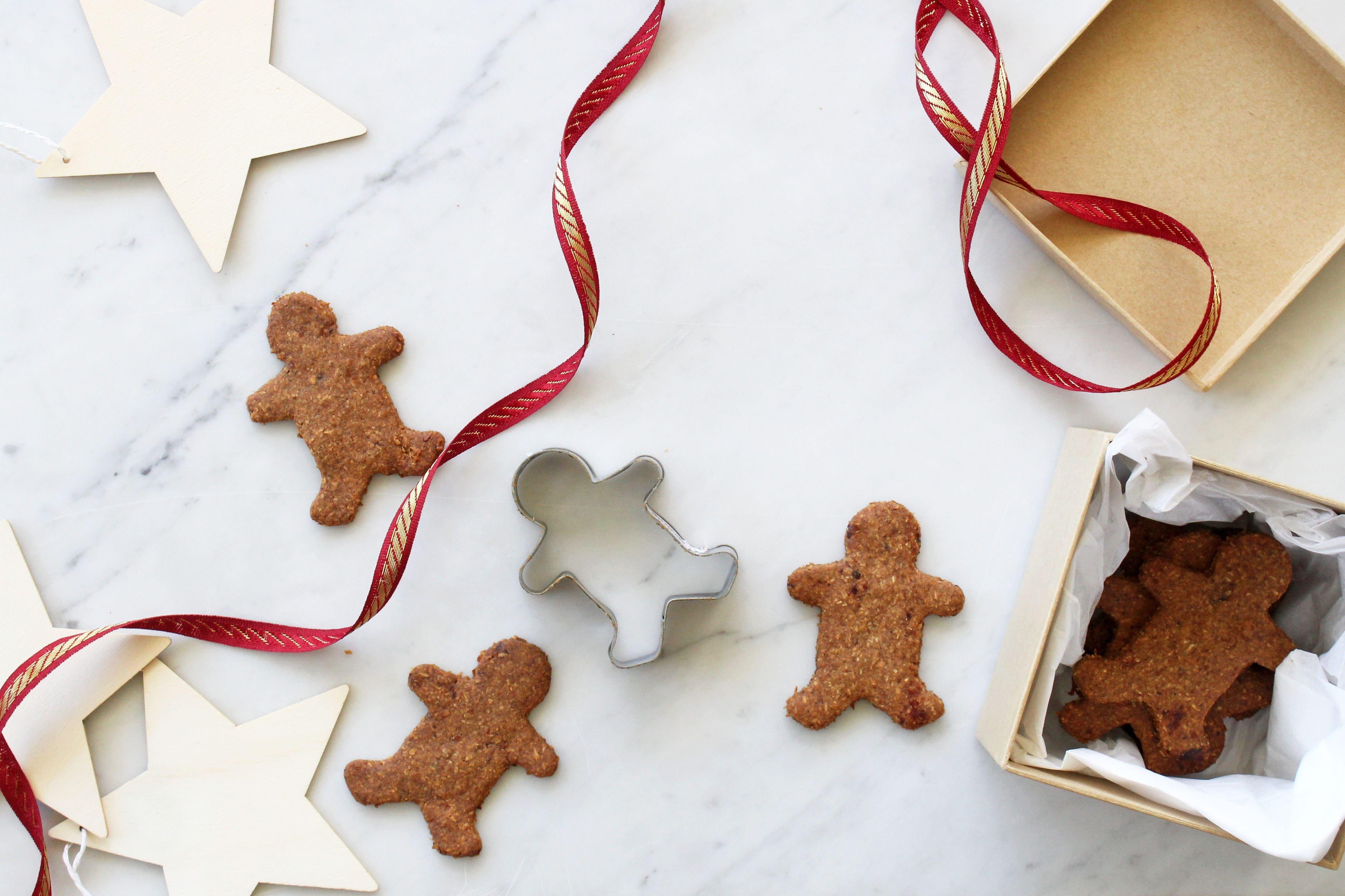 recipe: gingerbread cookies
