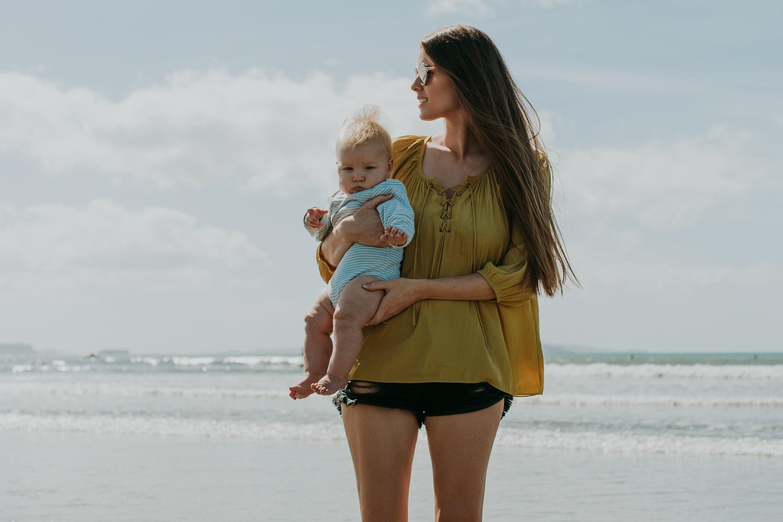 motherhood: sarah lemkus