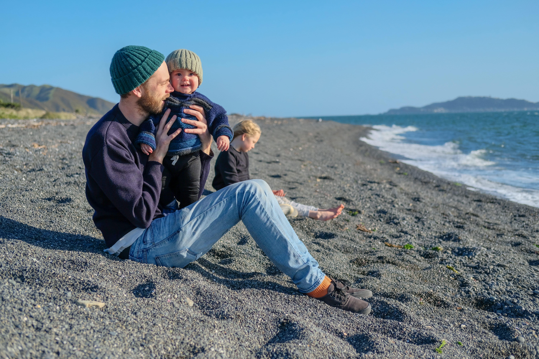 fatherhood: jonny calder