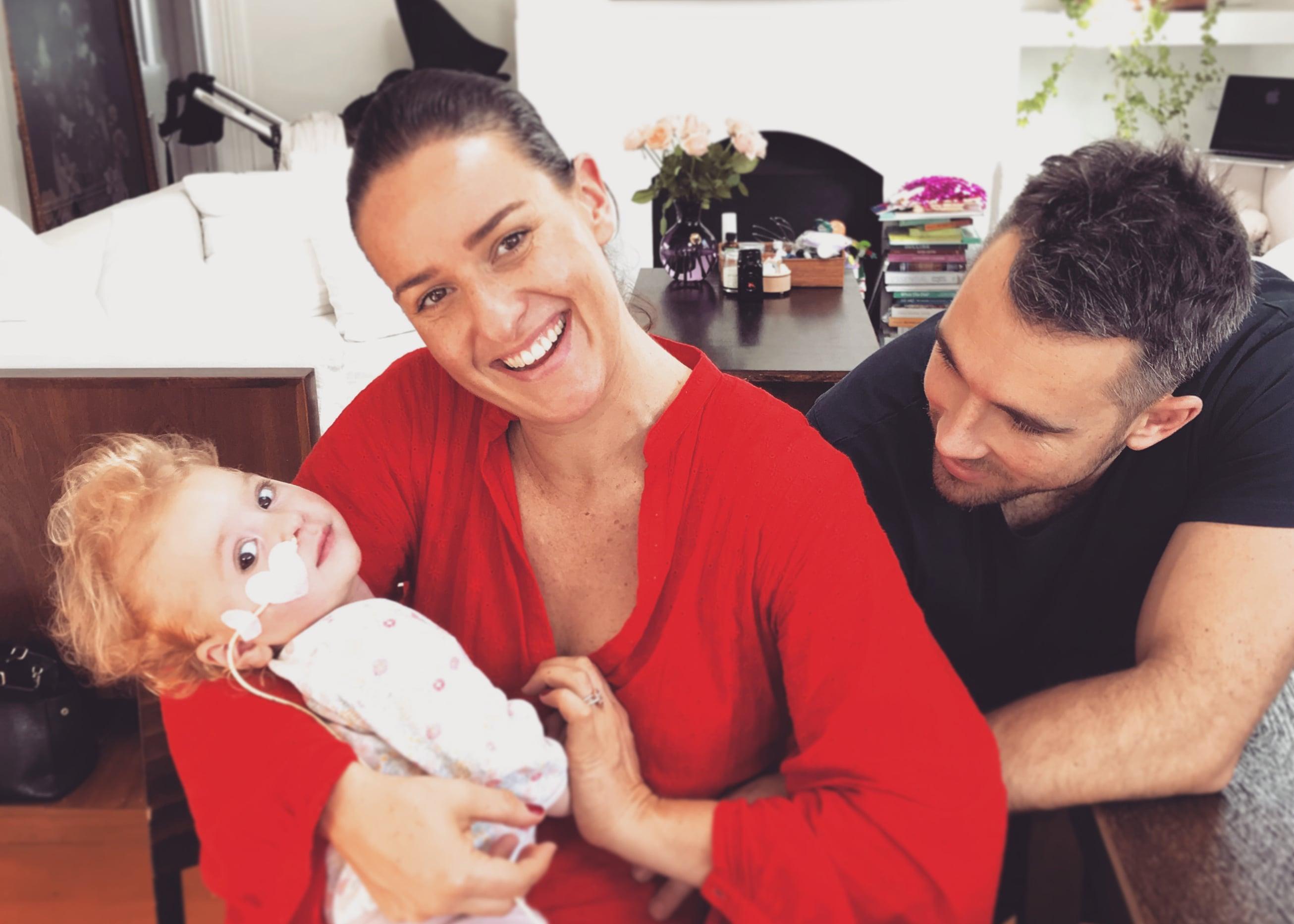 motherhood: mimi gilmour buckley