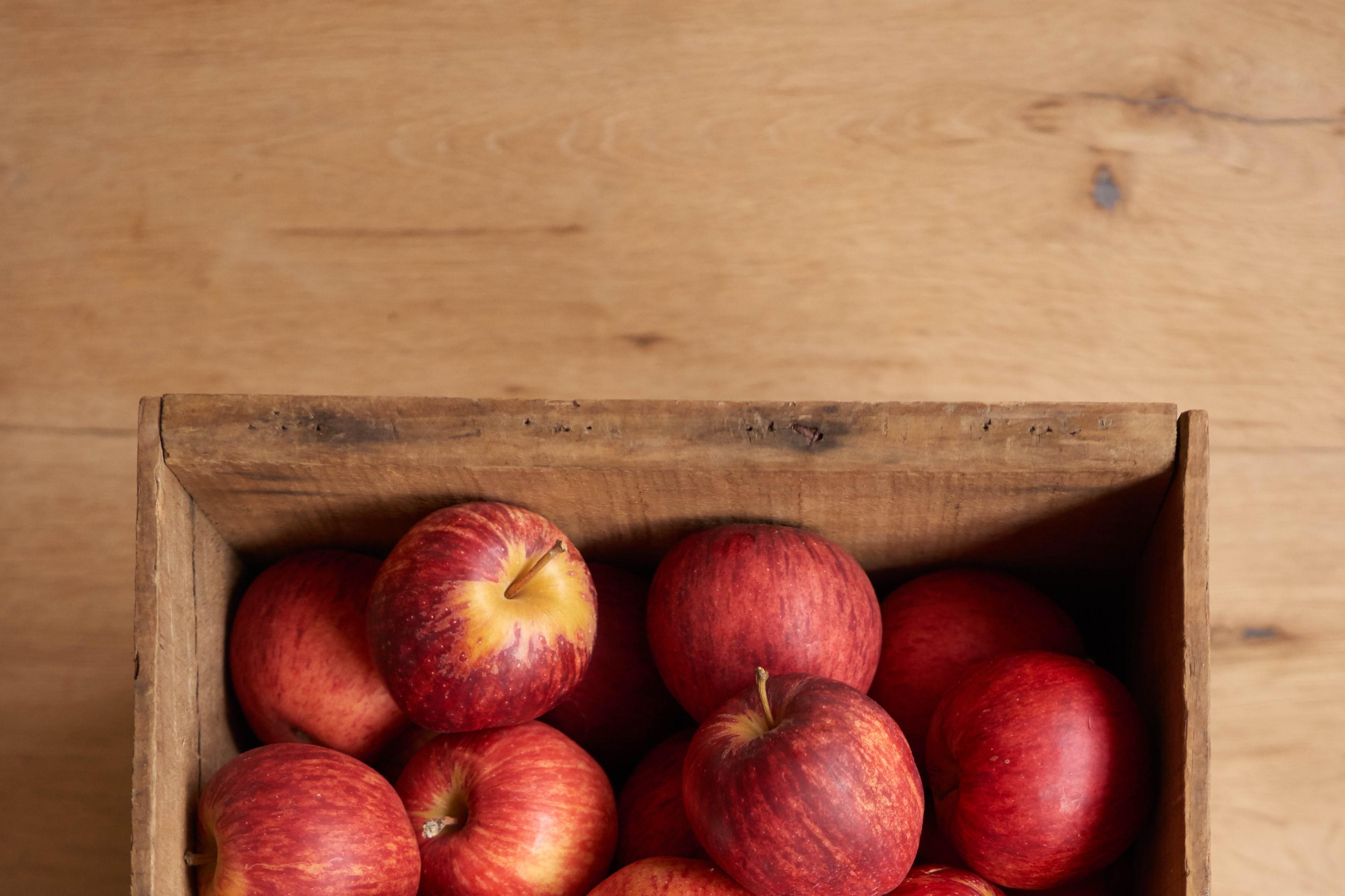 recipe: apple crumble