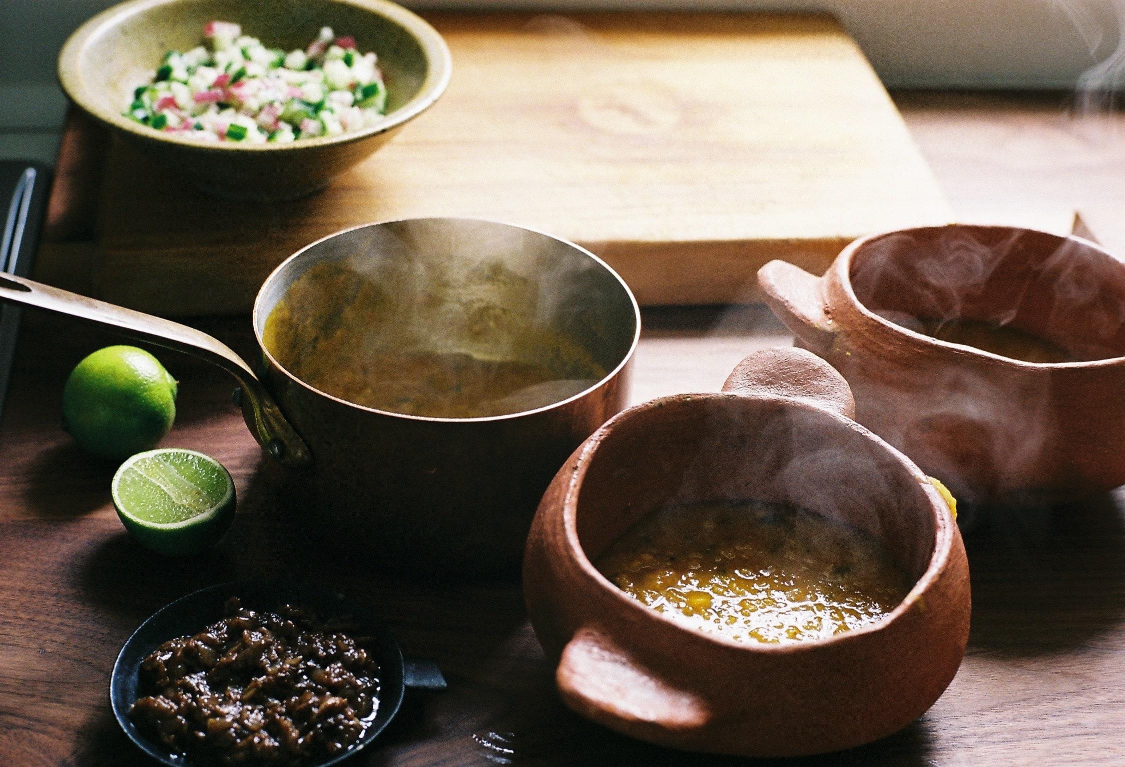 recipe: a nourishing dal
