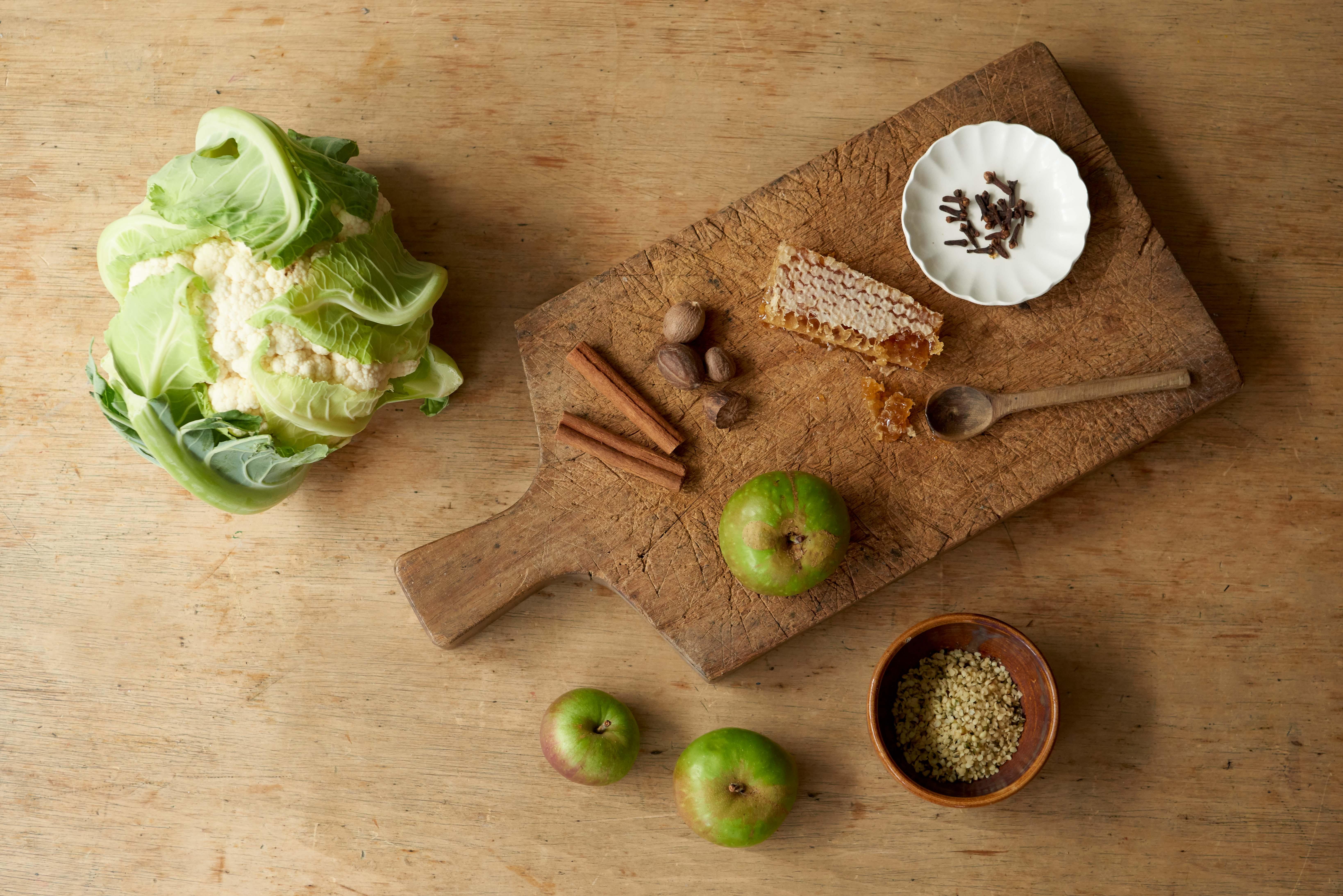 recipe: Apple Pie Smoothie